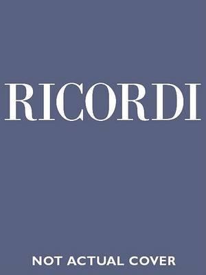 Adagio in G Minor: Full Score