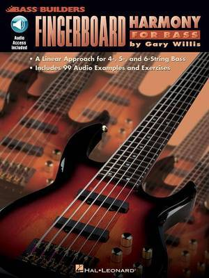 Fingerboard Harmony For Bass Bass Builders