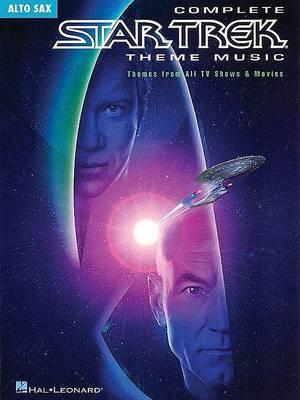 Complete Star Trek Theme Music