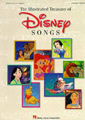 The New Illustrated Treasury Of Disney Songs: 6th Edition
