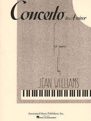 Concerto in a Minor for Piano: With Second Piano Accompaniment