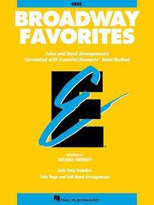 Broadway Favorites: Oboe