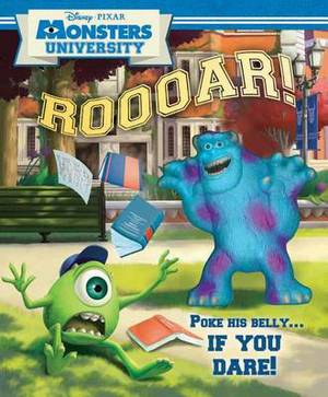 Monsters University: Roooar!