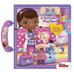 Disney Doc McStuffins: A Carryalong Play Book
