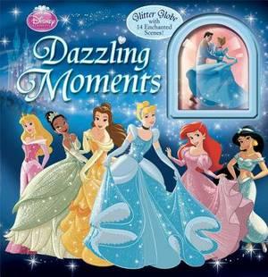 Disney Princess Dazzling Moments: Storybook and Snow Globe