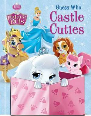 Disney Palace Pets Guess Who Castle Cuties