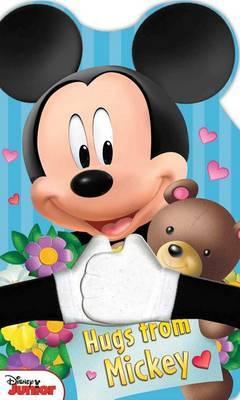 Disney Junior: Hugs from Mickey: A Hugs Book