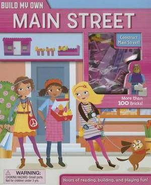 Build My Own Main Street: Build My Own Books with Building Bricks