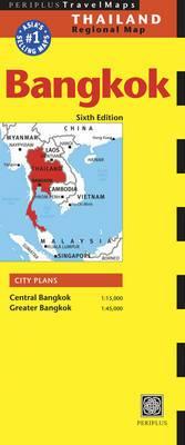 Bangkok Travel Map