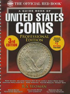 A Guide Book of United States Coins 2012 Professional Edition