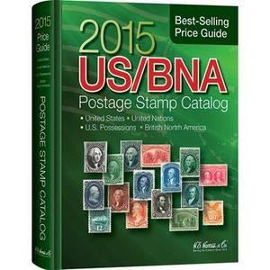 2015 Us/Bna Postage Stamp Catalog