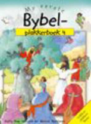 My Eerste Bybelplakkerboek: Boek 4
