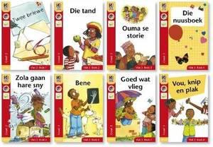 Kagiso Leesboeke: First Additional Language: Gr 2: Leesboek Pakket