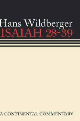 Isaiah 28-39