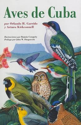 Aves de Cuba: Field Guide to the Birds of Cuba, Spanish-Language Edition