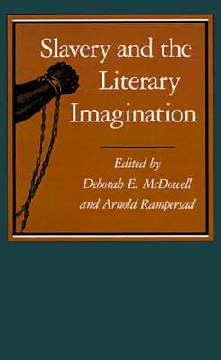 Slavery and the Literary Imagination
