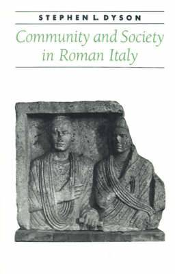 Community and Society in Roman Italy