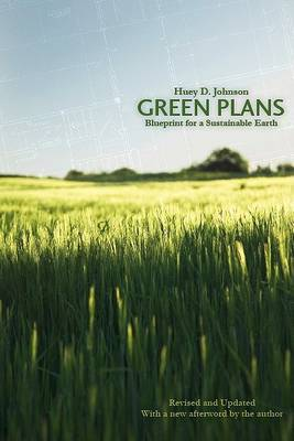 Green Plans: Blueprint for a Sustainable Earth