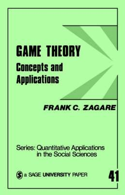 Game Theory: Concepts and Applications