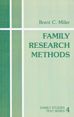 Family Research Methods