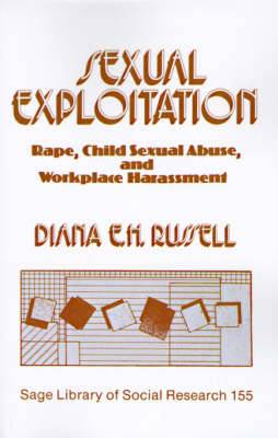 Sexual Exploitation: Rape, Child Sexual Abuse and Workplace Harassment