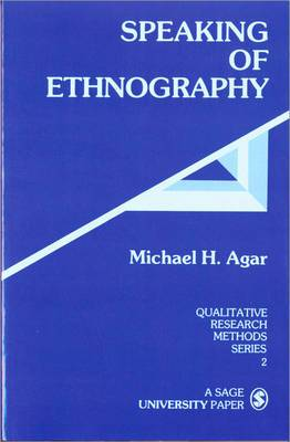 Speaking of Ethnography