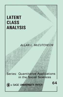 Latent Class Analysis