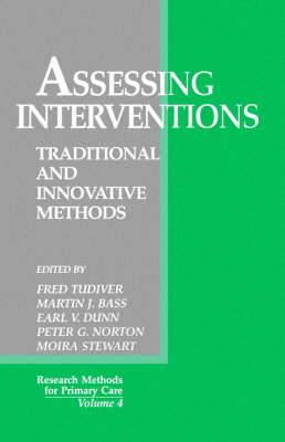 Assessing Interventions: Traditional and Innovative Methods