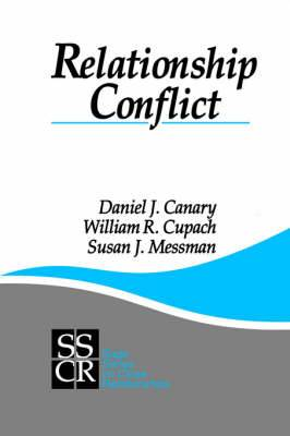 Relationship Conflict: Conflict in Parent-Child, Friendship and Romantic Relationships
