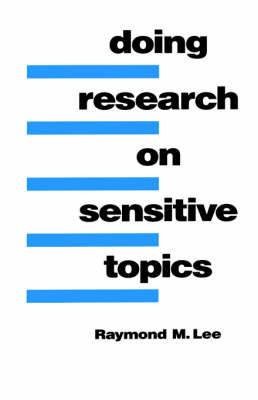 Doing Research on Sensitive Topics