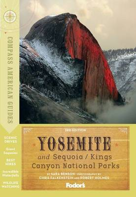 Compass American Guides: Yosemite & Sequoia/Kings Canyon National