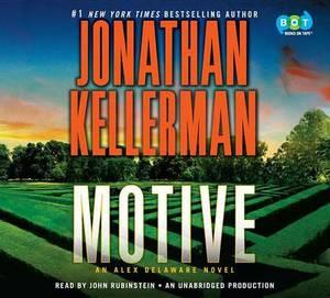 Motive: An Alex Delaware Novel