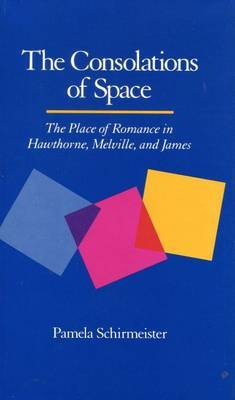 The Consolations of Space: The Place of Romance in Hawthorne, Melville, and James