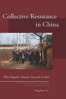 Collective Resistance in China: Why Popular Protests Succeed or Fail