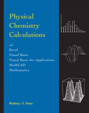 Physical Chemistry Calculations