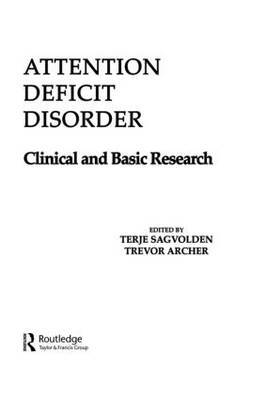 Attention Deficit Disord Pod: Clinical and Basic Research