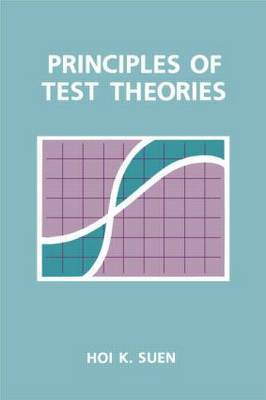 Principles of Test Theories