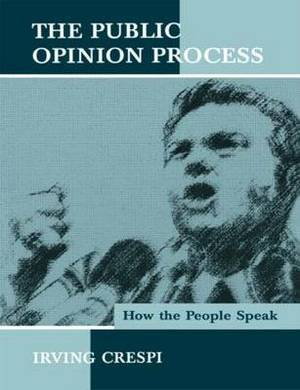 The Public Opinion Process: How the People Speak