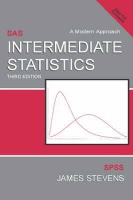 Intermediate Statistics: A Modern Approach