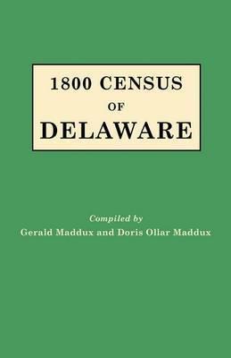 1800 Census of Delaware
