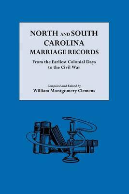 North and South Carolina Marriage Records