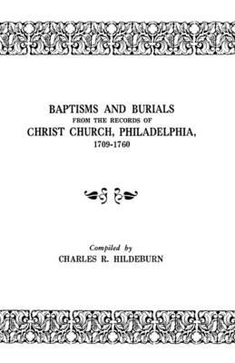 Baptisms and Burials