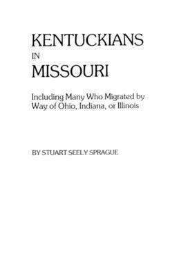 Kentuckians in Missouri