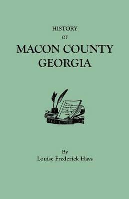 History of Macon County, Georgia