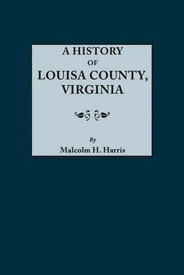 History of Louisa County, Virginia