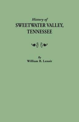 History of Sweetwater Valley, Tennessee
