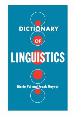 Dictionary of Linguistics