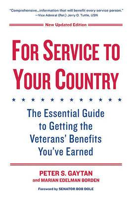 For Service To Your Country - Updated Edition