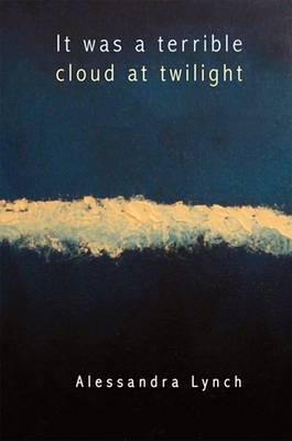 It Was a Terrible Cloud at Twilight