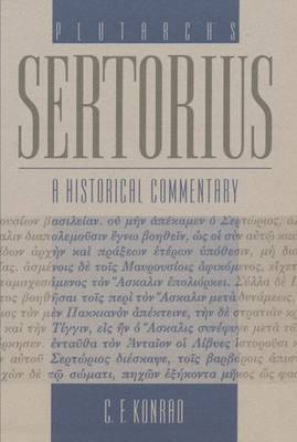Plutarch's Sertorius: A Historical Commentary